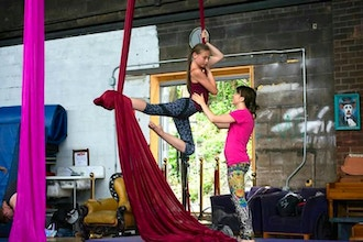 Kids' Silks (Ages 8-12)