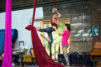 Family Acro (For Parents and Kids Ages 5-9)
