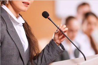 Public Speaking & Communication For Women Leaders