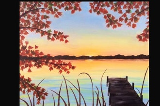 Paint Nite: Autumn Dock