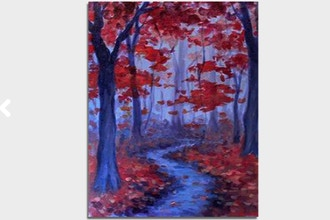 Paint Nite: Autumn Mood