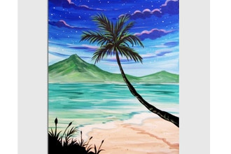 Paint Nite: Beach Unwind
