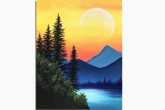 Paint Nite: Blue Mountain Summit