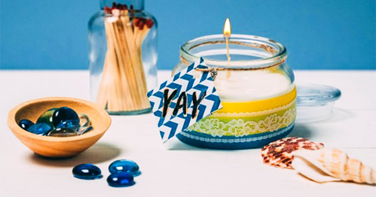 Candle Maker: Rustic Candles - Candle Making Classes New ...