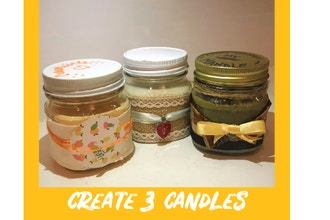 Candle Maker: Candle Scents Trio