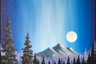 Paint Nite: Moonlit Majesty