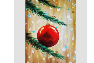 Paint Nite: Christmas Time