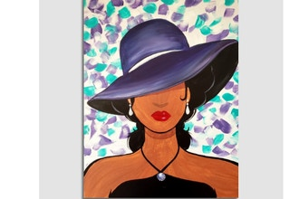 Paint Nite: Classic Beauty II (Ages 13+)