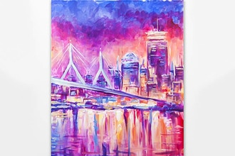 Paint Nite: Colorful Boston
