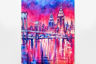 Paint Nite: Colorful NYC