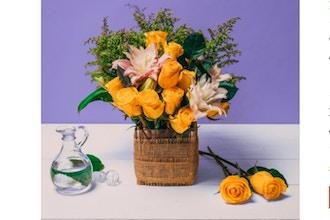 Flower Workshop Decorative Delights Floral Design Classes