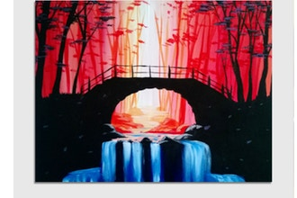 Paint Nite: Down Stream