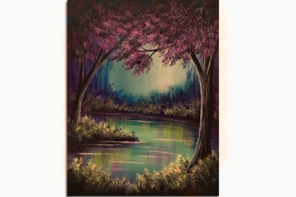 Paint Nite: Dream Forest