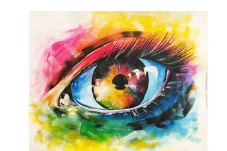 Paint Nite: Epic Eye