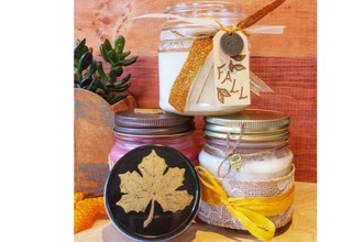 Candle Maker: Fall Candles