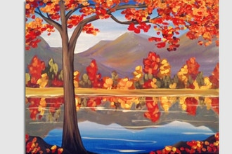 Paint Nite: Fall Colors II