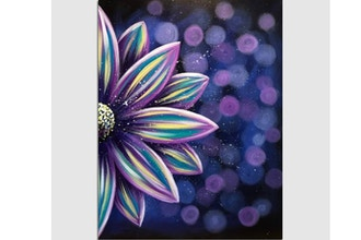 Paint Nite: Fantasy Flower