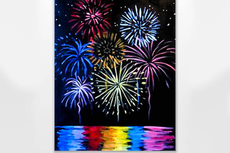 Fireworks (Ages 6+)
