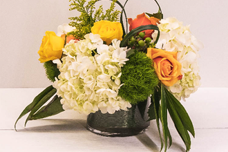 Flower Power - Fall Centerpiece