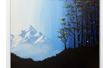 Paint Nite: Bernadette - Forest's Edge