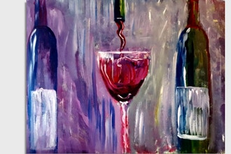 Paint Nite: French Pour