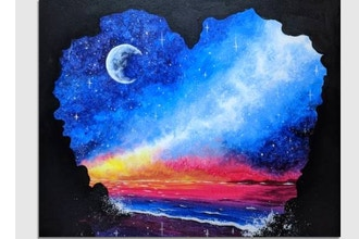 Paint Nite: Galaxy Cove