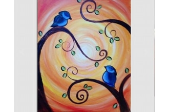 Paint Nite: Girl Talk II