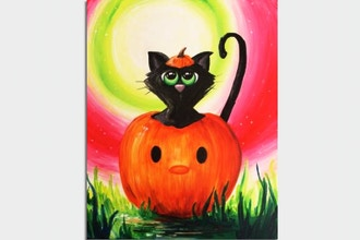 All Ages Paint Nite: Hallo Kitty