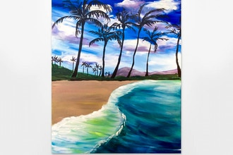 Paint Nite: Island Dreams II