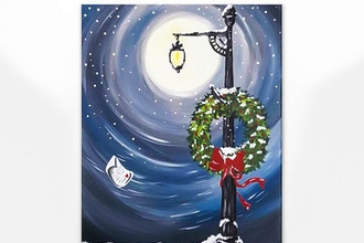 Paint Nite: Lost Christmas Love