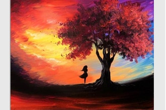 Paint Nite: Lost in the Sunset