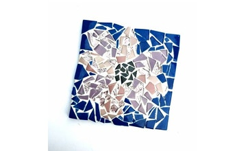 Paint Nite Innovation Labs: Make a Mosaic Trivet