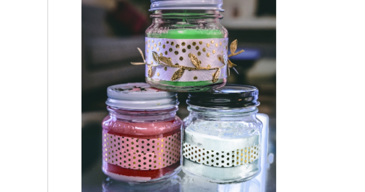 Candle Maker Make Scented Candles Candle It V Candle Making