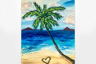 Paint Nite: Meet me at the Beach