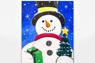Mr. Frosty D. Snowman (Ages 6+)
