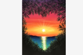 Paint Nite: Ocean Love