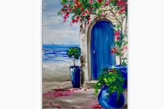 Paint Nite: Ocean Villa II