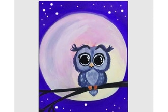 Paint Nite: Owl Alone