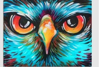 Paint Nite: Owl Be There