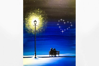 Paint Nite: A Love for all Seasons II