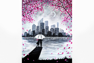 Paint Nite: Blossoming View