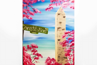 Paint Nite: Constitution Ave