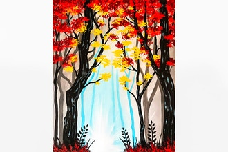 Paint Nite: Deep In The Forest
