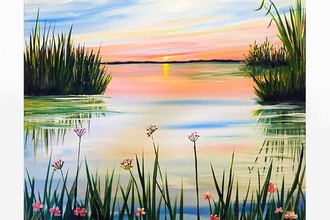 Paint Nite: Delta Sunrise