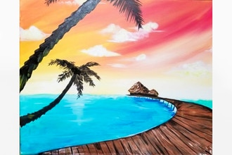 Paint Nite: Home Away