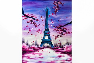 Paint Nite: Lovely Paris II
