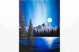 Paint Nite: Moonlit Majesty