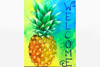 Paint Nite: Pineapple Hospitality