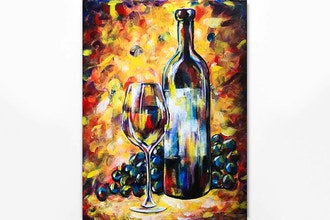 Paint Nite: Red Wine Still Life