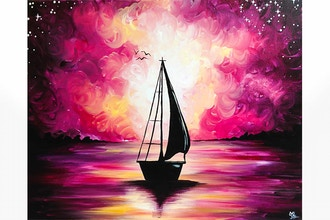 Paint Nite: Sail Away With Me II